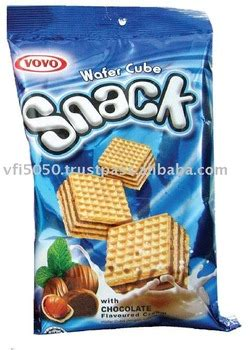 wafer cube snack buy wafer biscuit snacks product on