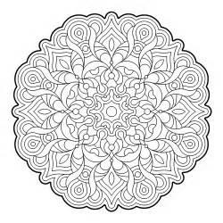 225 ndalas colorear dibujos mandalas imprimir