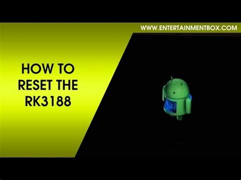 reset android q7 how to reset the ebox 174 rk3188 quad core tv box how to