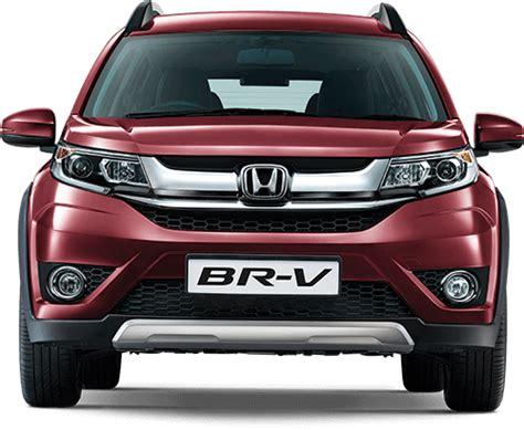 Garnish Bumper Belakang Chrome Honda Brv honda br v interiors specifications features honda cars india