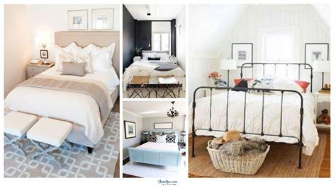 39 stunning small master bedroom decorating ideas homiku