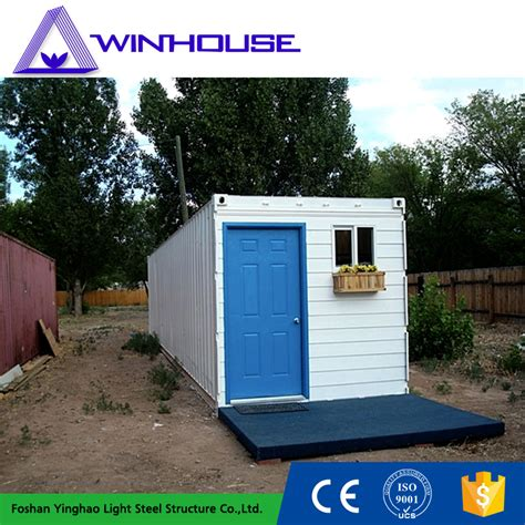 1 bedroom mobile homes anti typhoon repeated use export small 1 bedroom mobile