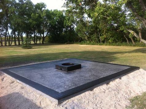 modern firepit square prairie modern firepit