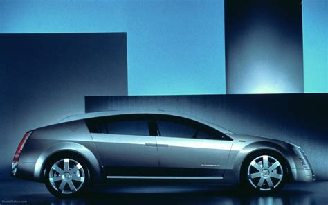 cadillac imaj cadillac imaj concept widescreen car wallpapers 02