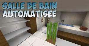 salle de bains deco astuces deco salle de bain automatis 233 e minecraft 1 8
