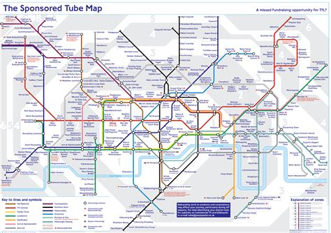 london tube map 2014 printable 17 of the best alternative tube maps of 2013 now here
