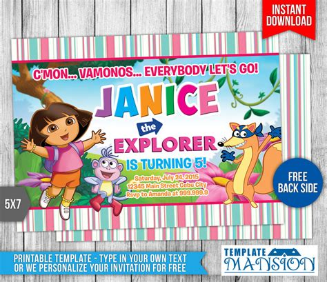 the explorer birthday invitations the explorer birthday invitation 4 by
