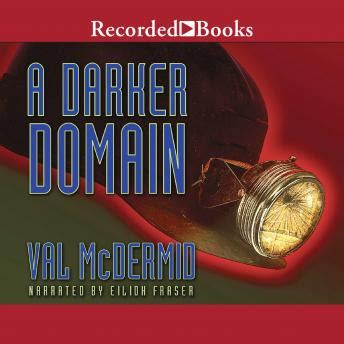A Darker Domain darker domain audio book by val mcdermid audiobooks net