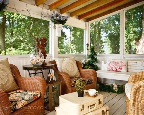 Screened Porch Decorating Ideas by Decorating Ideas For Screened In Porches Outdoors