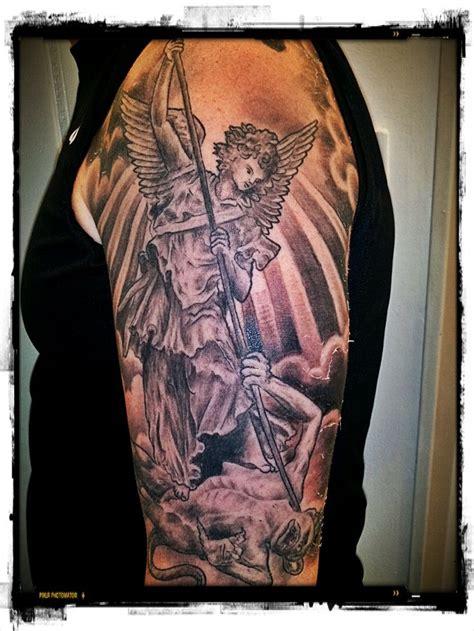 michael archangel tattoo archangel michael ideas