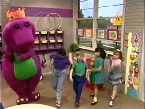 Barney The Backyard Show Part 1 Happy Birthday Barney Custom Theme Youtube