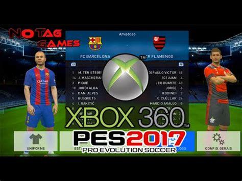 Xbox One Original Pes 2017 pes 2017 xbox 360