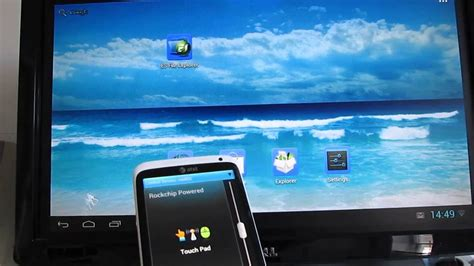 remote android from pc mk802 iii android mini pc using a phone as a remote c doovi