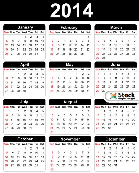 free 2014 calendar templates free calendar templates 2014 to print