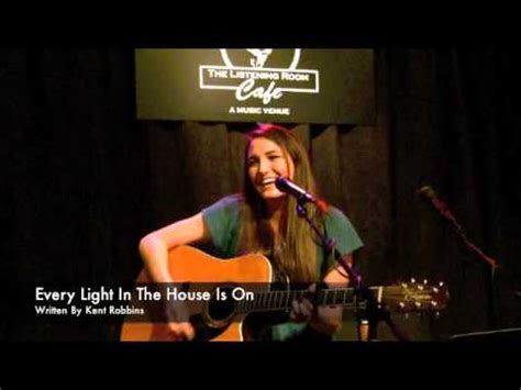 every light in the house is on lyrics kent robbins every light in the house lyrics