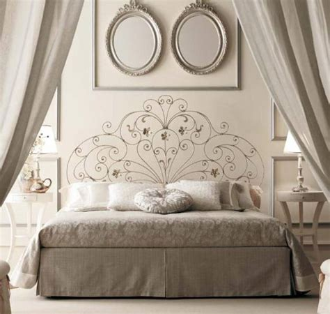 interesting bed headboard ideas  wall decorations