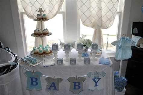 Cake Table Decorations For Baby Shower by My Baby Shower Cake Table