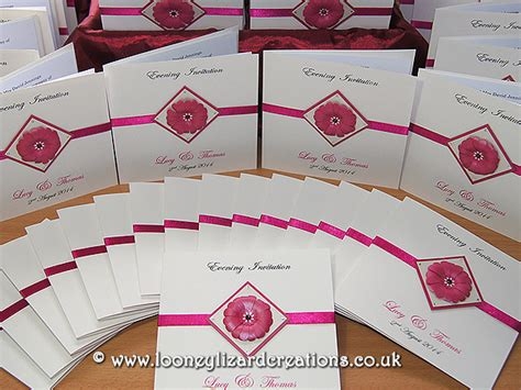 Handcrafted Wedding Invitations by Handcrafted Wedding Invitations Matching Stationery
