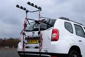 halfords rear high mount 3 cycle carrier best bike racks