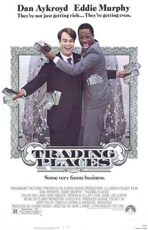 trading places cast trading places posters from poster shop