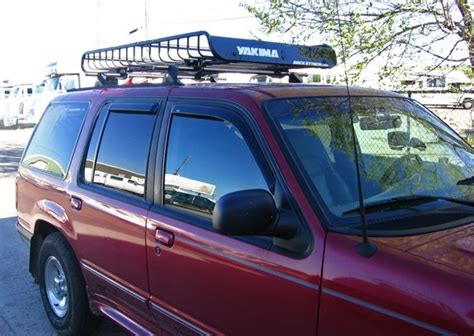 Ford Explorer Roof Rack by Ford Explorer 4dr Rack Installation Photos