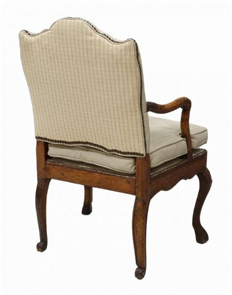 18th century chairs styles 18th century louis xv style arm chair on cabriole