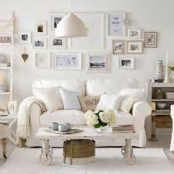 Living Room Furniture Shabby Chic Inspiration On The Horizon White On White Coastal Decor