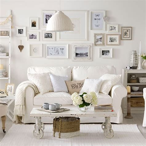 white living room decor shabby chic charm emerald interiors blog