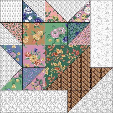 Basket Quilt Blocks by Flower Basket 10 Quot Block A Quilt Tutorial And Blocks