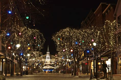 winter park lights annual events