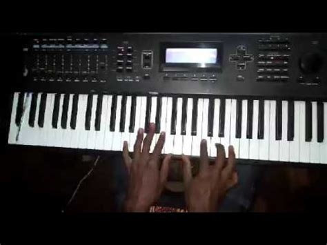 tutorial piano without you piano tutorial on nothing without you by dr tumi in key f