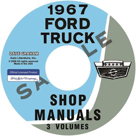 1966 ford f100 f350 pickup truck owners manual reprint autos post
