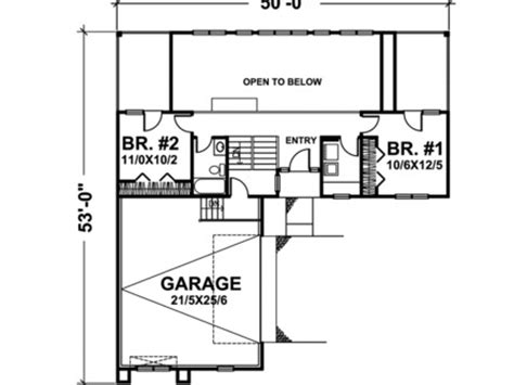 waterfront cottage floor plans waterfront homes house plans ranch house plans waterfront