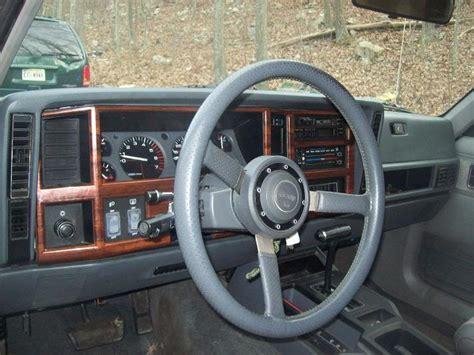 jeep xj steering wheel easiest way to remove steering wheel jeep forum