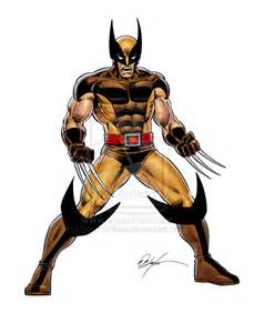 wolverine colors wolverine colors for hasbro by sorahshibao on deviantart