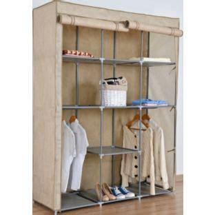 Fabric Wardrobe Argos by Buy Modular Metal Framed Fabric Wardrobe Jute Effect At Argos Co Uk Your Shop