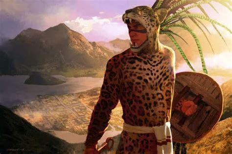 imagenes del guerrero jaguar guerrero jaguar azteca guerreros