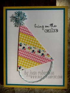 Gardening Made Easy Cards Easy Birthday Cards On Washi Planner