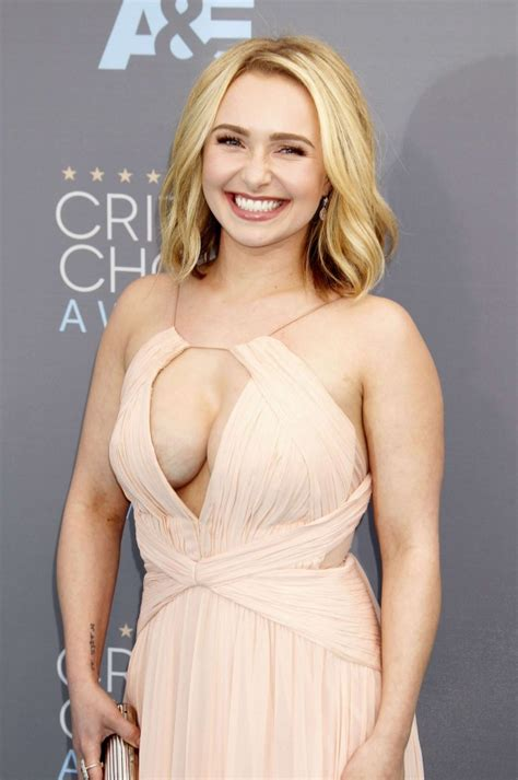 Choice Awards Hayden Panettiere by The 21st Annual Critics Choice Awards In La 204200