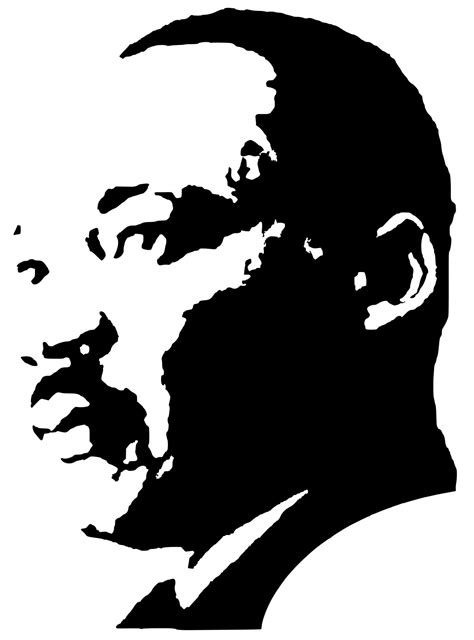 mlk clipart dr martin luther king jr celebration at temple israel of