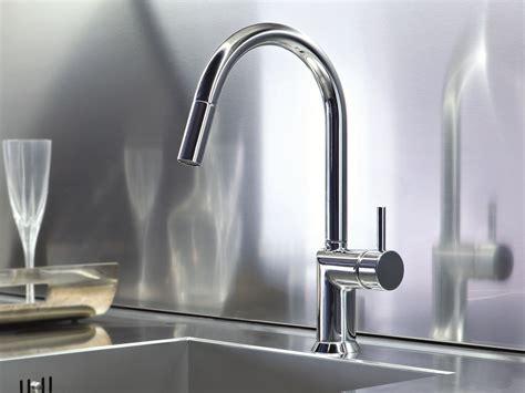 rubinetto da cucina miscelatore da cucina con bocca girevole con doccetta