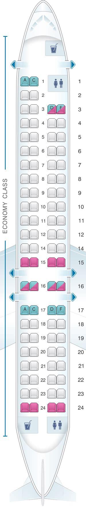 canadair regional jet seating seat map scandinavian airlines sas bombardier canadair
