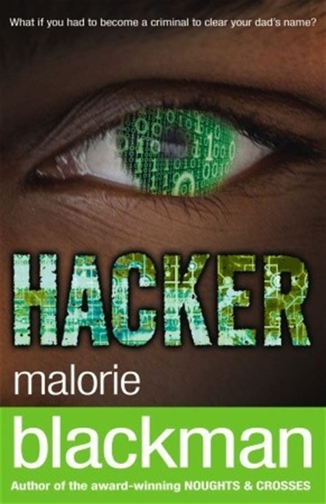 The Book Of Hacks hacker by malorie blackman reviews discussion