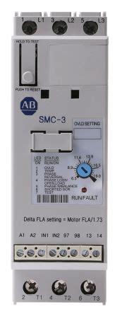 150 C19nbd Allen Bradley 19 A Soft Starter Smc 3 Series