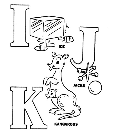 Letters To Color Az Coloring Pages Easy Abc Coloring Pages