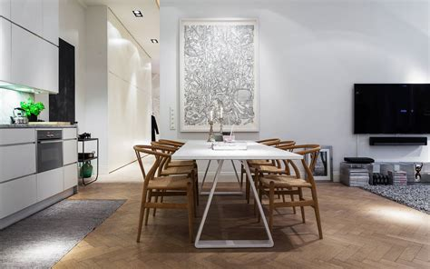 le skandinavisches design scandinavian design modern apartment in 214 stermalm stockholm