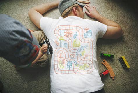 play mat back t shirt