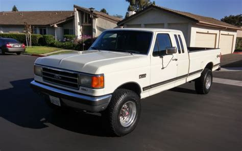 1991 ford f250 for sale 1991 ford f 250 xlt lariat 4x4 extended cab quot rust free