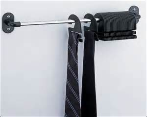 Ideas For Wall Mounted Tie Rack Design Fresh Creative Electronic Wall Mounted Tie Rack 25741