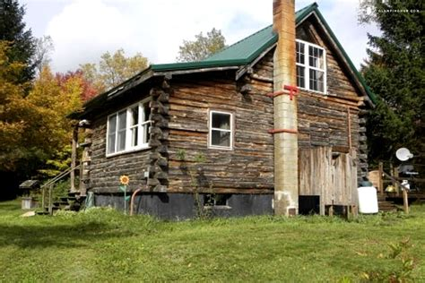 Rustic Cabin Rentals Ny by Log Cabin Rental Near Cooperstown New York